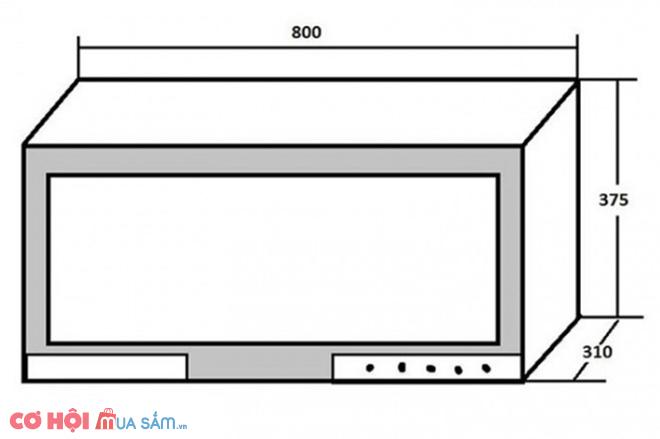 Siêu khuyến mãi máy sấy bát Giovani G-802S
