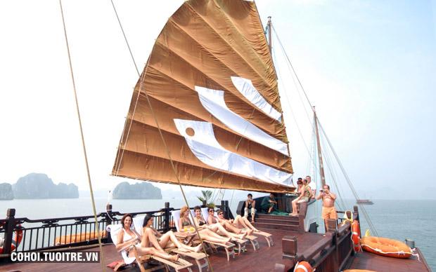 Tour thăm thủ đô Hà Nội - Du ngoạn Vịnh Hạ Long
