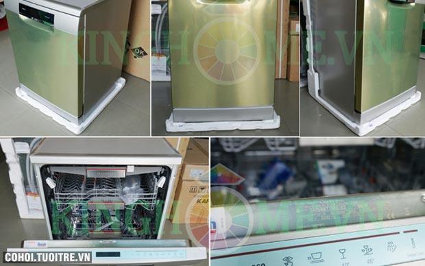Máy rửa bát độc lập Bosch SMS88TI36E