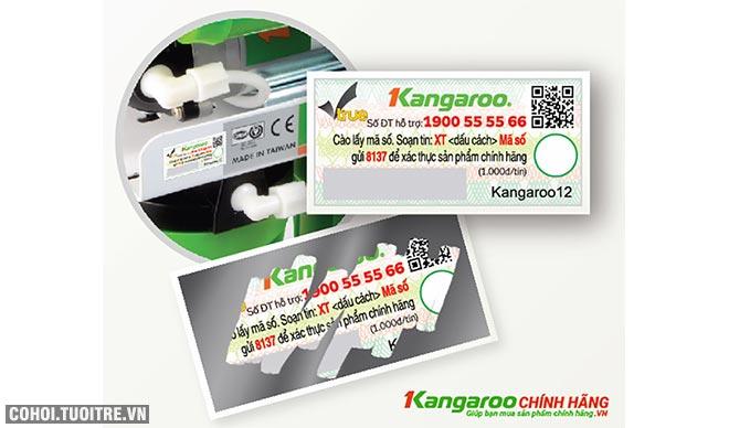 Xả kho máy lọc nước RO nóng lạnh 2 vòi KANGAROO KG100HK