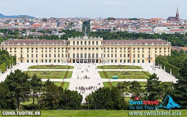 Tour châu Âu đến Cộng hòa Czech, Áo, Thụy Sĩ 8N7Đ