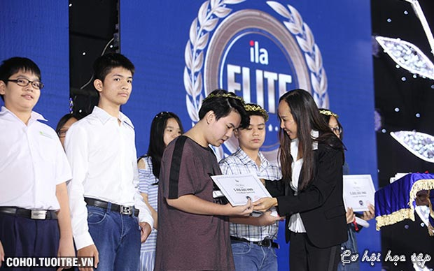 ILA VN tôn vinh tài năng, thắp sáng ước mơ giới trẻ