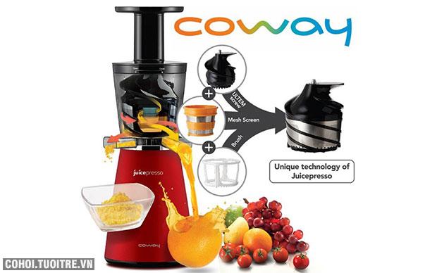 Máy ép trái cây Coway CJP-03 nhập khẩu Hàn Quốc