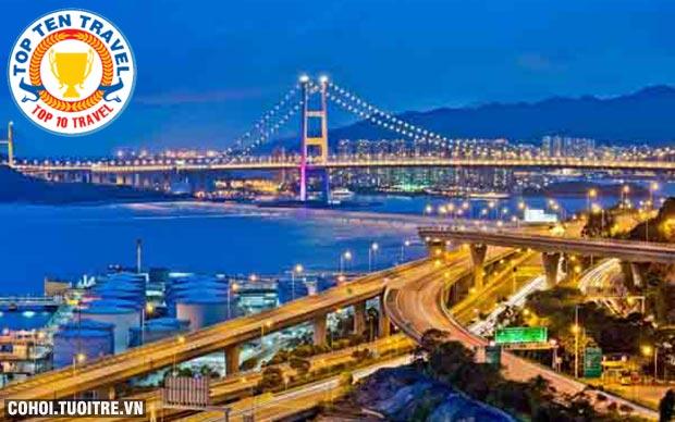 Tour Hồng Kông, Thâm Quyến, Quảng Châu giá rẻ