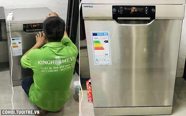 Máy rửa bát độc lập Hafele HDW-F60C 533.23.200