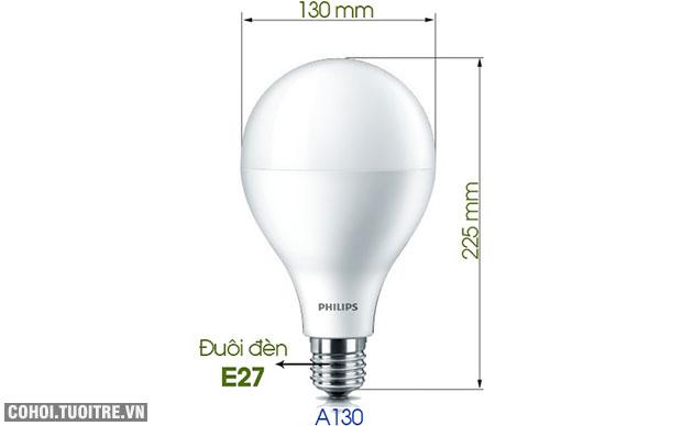 Bóng đèn LED Philips LEDBulb 40W 6500K E27 A130