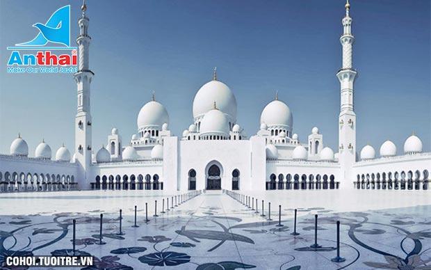 Du lịch Dubai 5N4Đ
