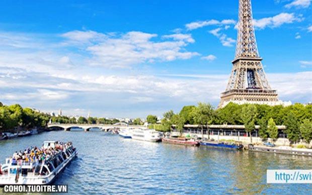 Du lịch Thụy sĩ - Luxembourg - Đức - Bỉ - Hà Lan - Pháp