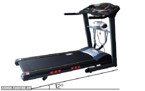Máy chạy bộ điện Inverter Perfect US 6120
