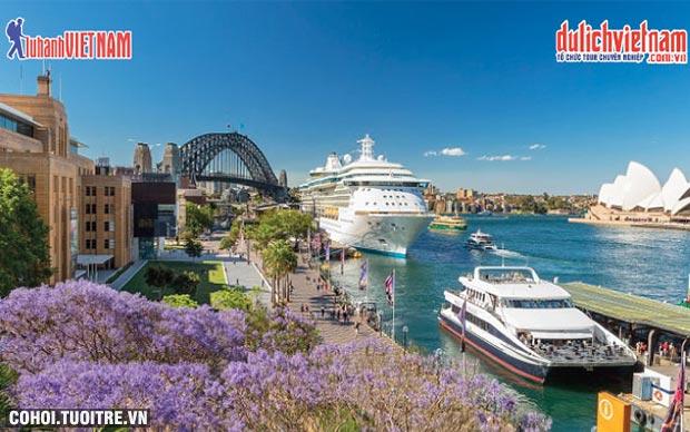 Tour Úc siêu tiết kiệm chỉ từ 29,9 triệu
