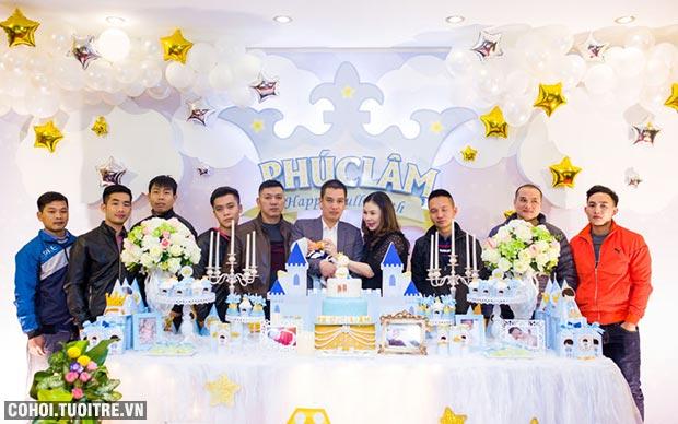 Tổ chức tiệc đầy tháng cho bé cùng Kool Style