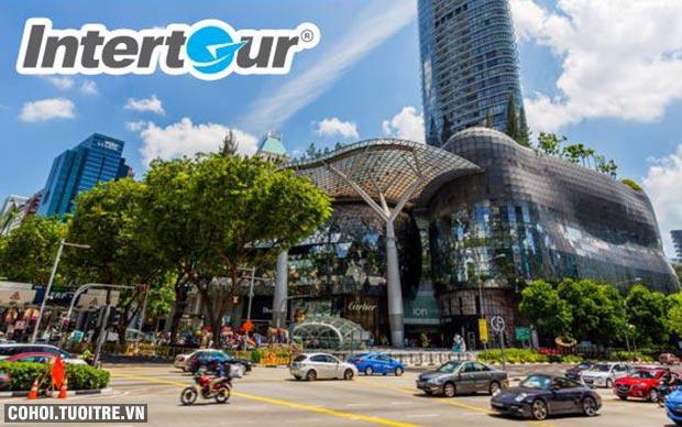 Tour du lịch Singapore chỉ còn 7.590.000 đồng