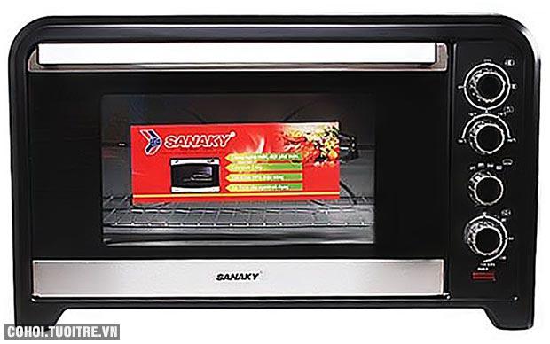 Lò nướng Sanaky VH709N dung tích 70 lít