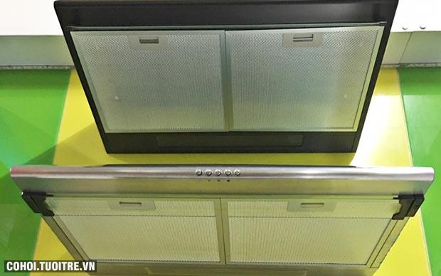 Máy hút mùi bếp 7 tấc inox KAFF KF-70i