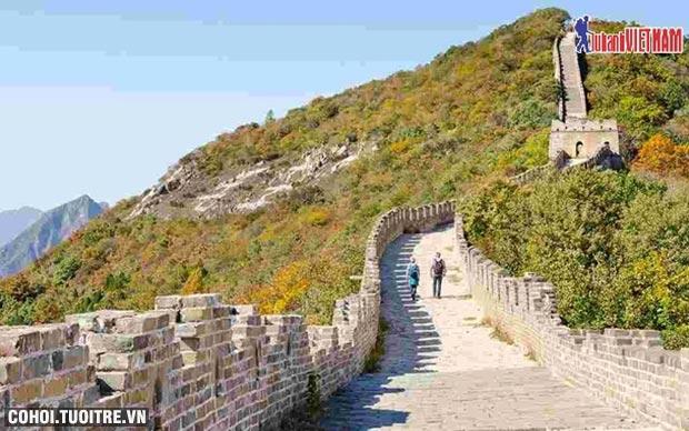 Tour Trung Quốc giá trọn gói từ 13,99 triệu đồng