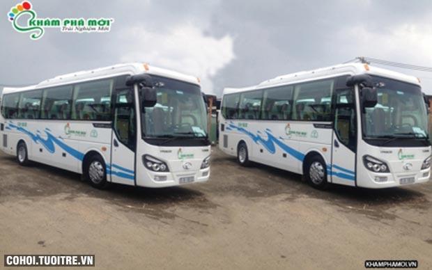 Vé xe Tết Cà Mau, Hà Tiên, Phan Rang