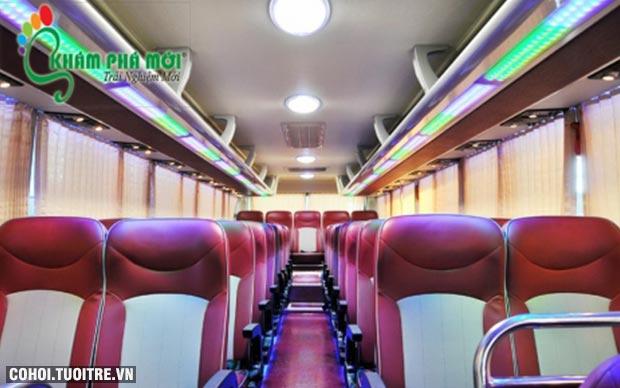 Vé xe Tết Quảng Ngãi