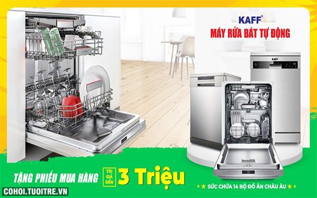 Máy rửa chén bát gia đình KAFF KF-W60C3A401L