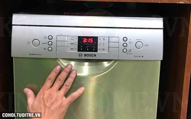 Máy rửa bát độc lập Bosch SPS46MI01E