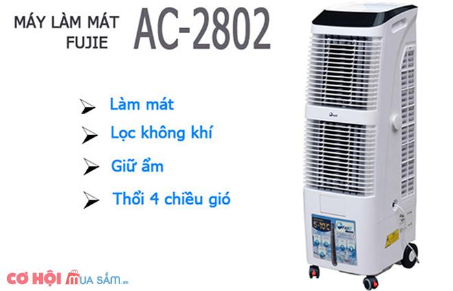 Máy làm mát FujiE AC-2802