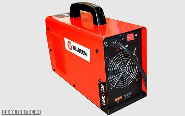 Máy hàn điện tử Weldcom VARC 200