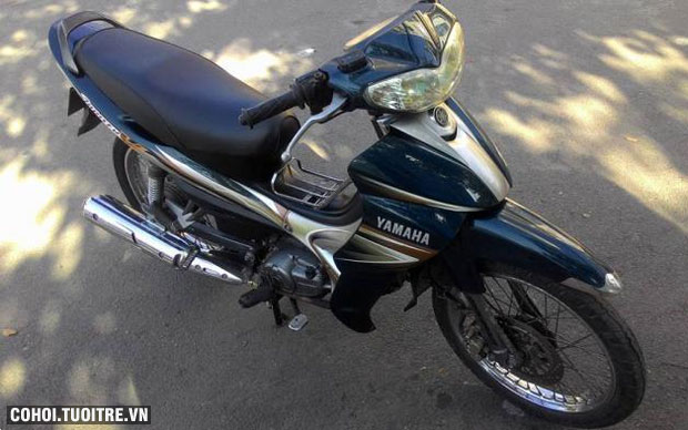 Xe Yamaha Jupiter V số vòng thắng đĩa đời 2005