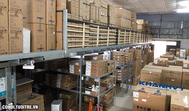 Xả kho bếp từ Hafele nhập khẩu châu Âu HC-I773B 536.01.595