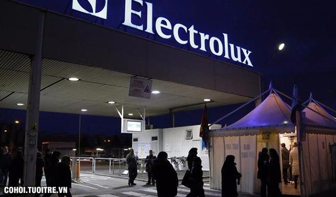 Máy rửa chén Electrolux ESF5512LOX
