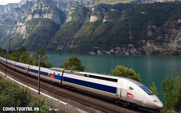 Tour săn ảnh Pháp, Thụy Sĩ, Ý