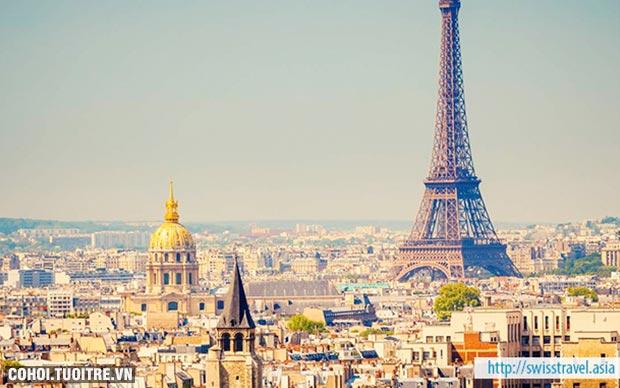 Pháp - Thụy Sĩ - Ý - Tour Tết Nguyên đán 2019