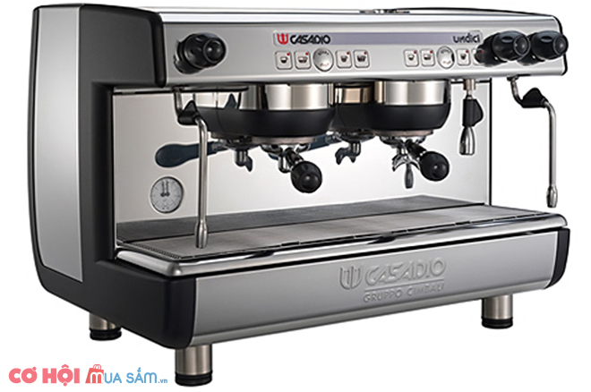 Máy pha cà phê Casadio Undici A2 Group