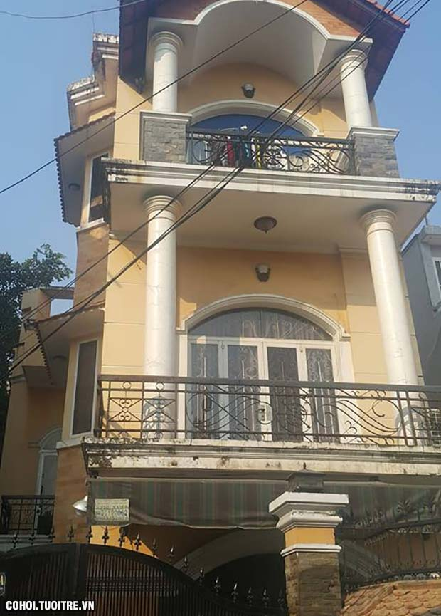 Chính chủ sang gấp nhà đường Nguyễn Thái Sơn, Q.Gò Vấp