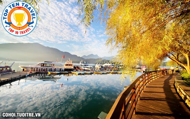 Tour Đài Loan 5N4Đ giá rẻ