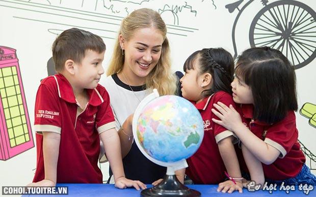 Vũng Tàu có thêm Trung tâm Anh ngữ chất lượng quốc tế