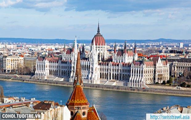 Tour tham quan các nước từ Tây Âu sang Đông Âu
