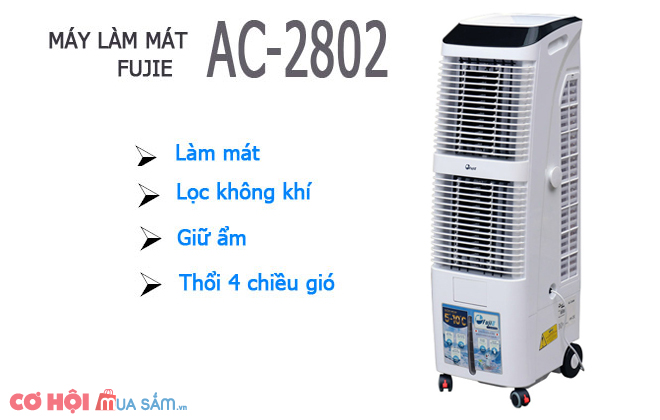 Máy làm mát không khí FujiE AC-2802