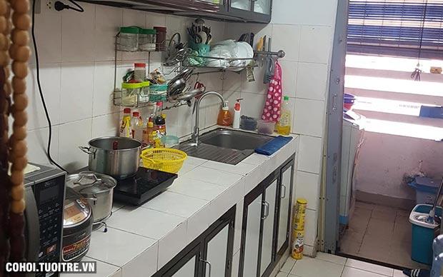 Chính chủ sang căn hộ chung cư Sơn Kỳ, Q.Tân Phú