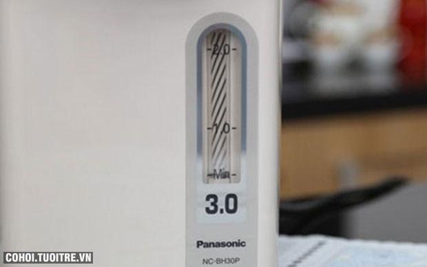 Bình thủy điện Panasonic NC BH30PCSY