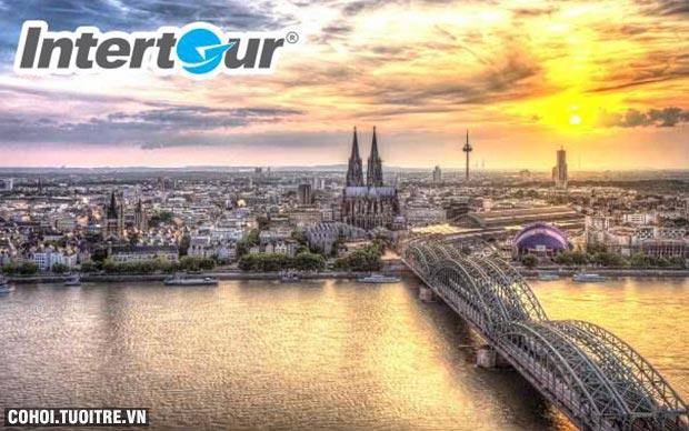 Tour 5 nước châu Âu trọn gói chưa tới 40 triệu