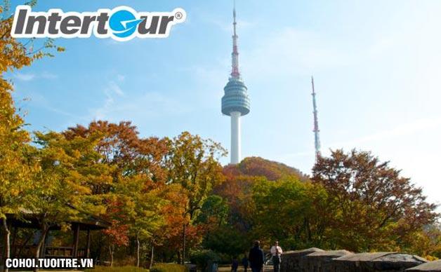 Không nên bỏ lỡ chuyến du lịch mùa thu Hàn Quốc