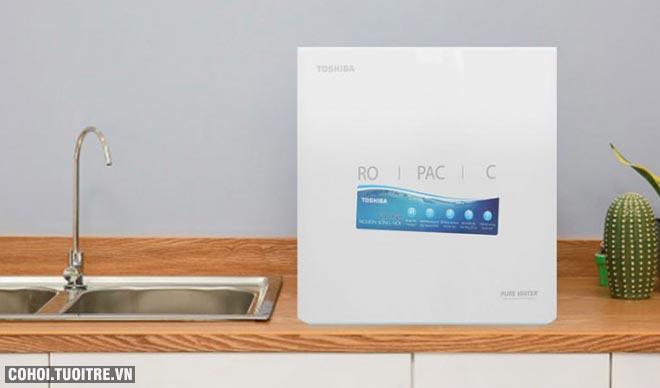 Xả kho máy lọc nước RO Toshiba TWP-N1686UV(W1)