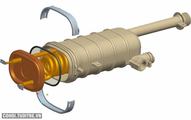 Máy nước nóng Ferroli 4.5KW FS-4.5 TE