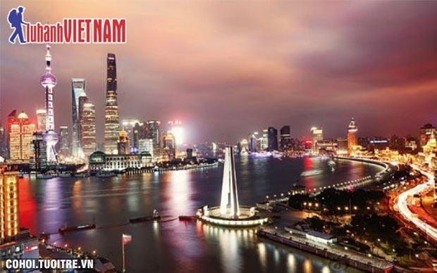 Tour Tết Trung Quốc 6 ngày trọn gói 15,4 triệu đồng