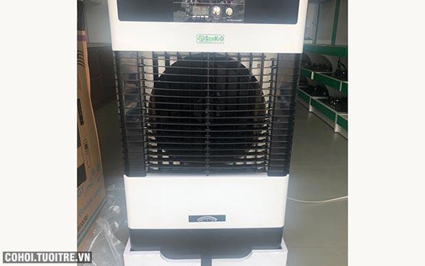 Máy làm mát không khí Senkio AirCooler HT-6000M có loa Bluetooth