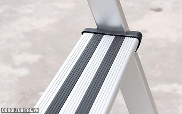 Thang nhôm ghế 4 bậc xếp gọn SUMO ADS-604