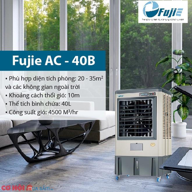 Máy làm mát FujiE AC-40B