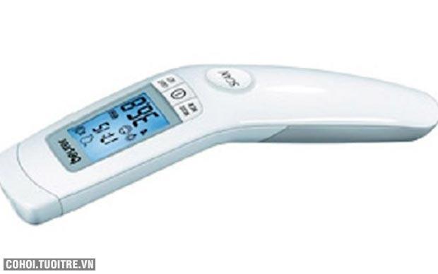 Nhiệt kế điện tử đo tai trán Beurer JFT90