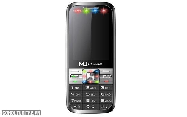 Điện thoại Muphone M5700 pin khủng