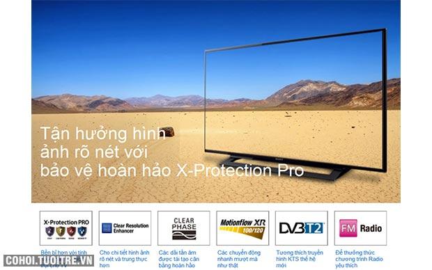 TV LED Sony KDL-40R350C VN3 40 inch - Cơ Hội Mua Sắm Điện máy - Tuổi