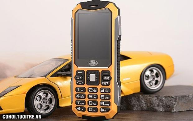 Điện thoại pin khủng siêu mỏng Vogue S8